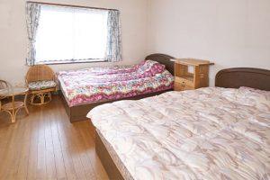 民宿 内観・寝室